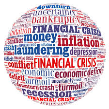 Image result for financial globe crisis