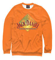 «<b>Свитшот мужской с</b> полной запечаткой <b>Printio</b> Jack daniel's ...