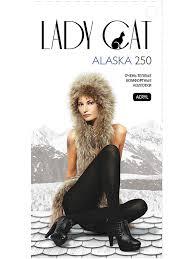 Грация <b>LADY CAT</b> Аляска 250 4 черный   Хозяйка