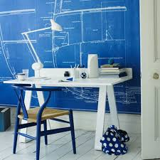 office large size decorating ideas for home office space on and workspaces fun office blue white office space