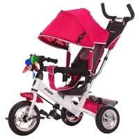 <b>Трехколесный велосипед Moby Kids</b> Comfort 10x8 EVA ...