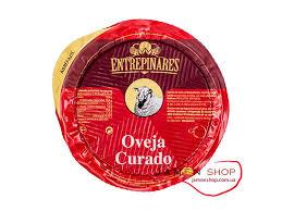 Купить Сыр <b>овечий</b> Entrepinares Oveja Curado 1кг в Украине