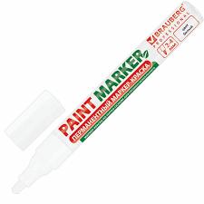 Купить <b>Маркер</b>-<b>краска</b> лаковый (paint marker) 4 мм, БЕЛЫЙ, БЕЗ ...