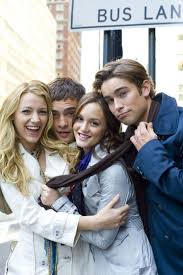 Image result for blair and serena