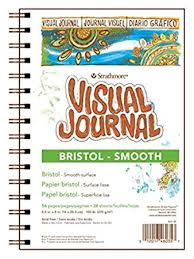 Strathmore 300 Series Visual Bristol Journal, 9
