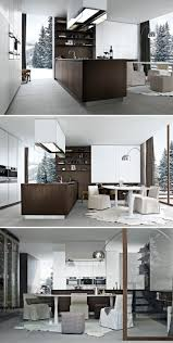 kitchen island integrated handles arthena varenna: twelve kitchen by carlo colombo from varenna poliform