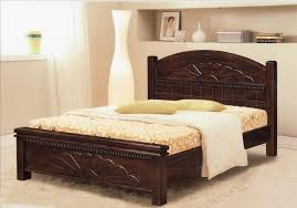 bedroom rectangle dark brown wood bed frames with low headboard beds bed designs wooden bed