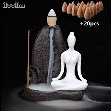 Online Shop 20Pcs Natural sandalwood + 1pcs Burner The <b>Little</b> ...