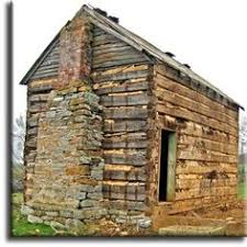 oak log cabins: antique hand hewn oak log cabin