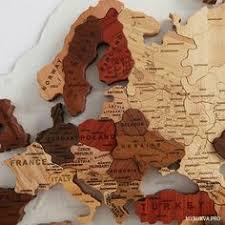 Зеркальная <b>Карта мира</b>, представлена в 2-х размерах 90х54 и ...