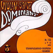 Струна G для скрипки Thomastik Dominant 133 ... - www.codamusic.ru
