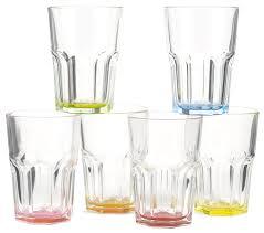 <b>Luminarc Набор стаканов New</b> America Bright Colors 350 мл 6 шт ...