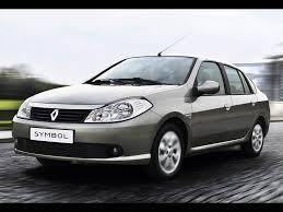 Renault Symbol - обзор, цены, видео, технические ...