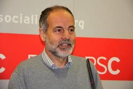 El diputat tarragoní Joan Ruiz. La Federació del PSC del Camp de Tarragona ha denunciat aquest dilluns que l'atur entre els tarragonins amb un grau de ... - joanruiz