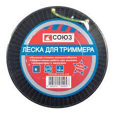 <b>Леска для триммера Союз</b> ТЛ3535-2.4-8-120 купить, цены в ...