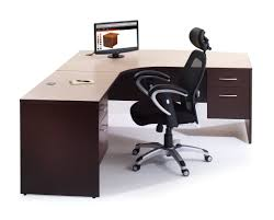 furniture awesome modern computer desk with best cool and white suppose design office dental blonde wood office