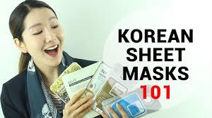 Korean Sheet Mask Review : How to Choose a Sheet Mask ...