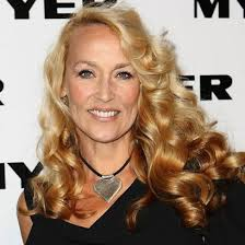 Jerry Hall still has it all aged 54 Photo: REX - jerry-hall-getty_1699814a