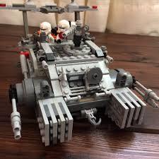 <b>Lego star wars</b> turbo tank mod v1 from set <b>75152</b> | Front view… | Flickr