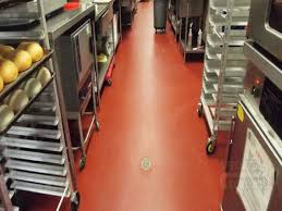 Restaurant Kitchen Floor Tile Restaurant Flooring Options All About Flooring Designs