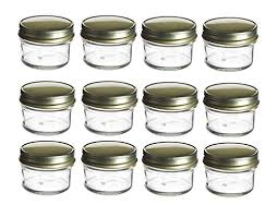 kitchen containers for sale nakpunar  oz mason  pcs glass jars for jam canning baby foods