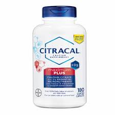 Citracal Maximum Calcium Citrate Calcium ... - Food 4 Less
