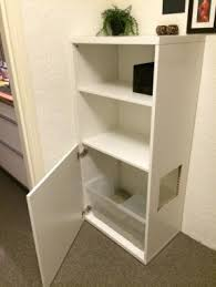 ikea besta hack for hallway litterboxconceal cuts with wipeable or washable fabric bookcase climber litter box