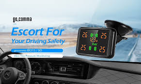 <b>Gocomma</b> EK215 / SO Mini Tire Pressure Monitor Review - CarPlay ...