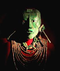 Image result for pacal votan jade mask