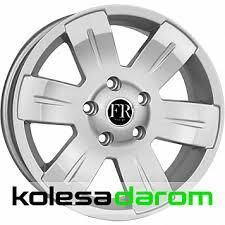 Купить <b>колесный диск Replica FR</b> VV 105T 7xR16 5x120 ET40 ...