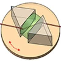 Development of an angular displacement measurement ... - OSA