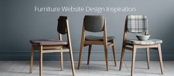 furniture shop website design inspiration best furniture websites design