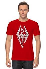 Купить футболки «<b>Скайрим</b>» - <b>Printio</b>
