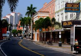 Image result for downtown fort myers pictures people walking