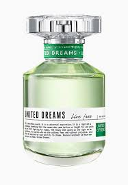 <b>Туалетная вода United</b> Colors of Benetton United Dreams Live ...