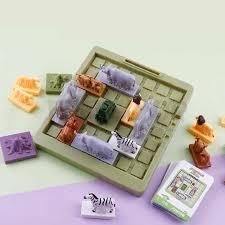Умные <b>настольные игры IQ Puzzle</b>, логическое мышление ...