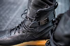 to follow up on its recent official introduction a lifestyle editorial of the newly introduced nike special field air force 1 nike sf af 1 is featured air force 1 nike