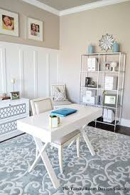 beautiful home office using furniture from ikea cost plus grays and blues beautiful home office furniture