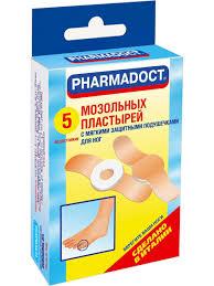 <b>Пластырь для ног</b> мозольный Pharmadoct 12701932 в интернет ...