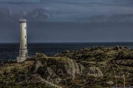 Free picture: beacon, coastline, <b>sea</b>, <b>lighthouse, landscape</b>, beach ...