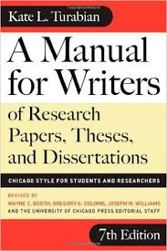A Manual for Writers of Research Papers  Theses  and Dissertations  Seventh Edition  Chicago Style for Students and Researchers  Chicago Guides to Writing      Amazon com