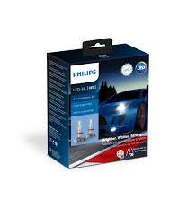 Новые светодиодные <b>лампы</b> головного света <b>Philips X</b>-<b>tremeUltinon</b>