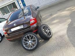 Купил колёса <b>СКАД Stiletto 8x18 5x112</b> ET38 66,<b>6</b> Graphite, теперь ...