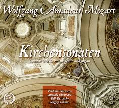 Моцарт: Церковные сонаты (1 CD)