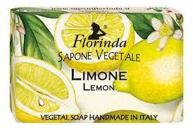 Купить <b>натуральное мыло passione di</b> frutta limone Florinda, цена ...