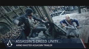 Assassin's Creed <b>Unity</b>: <b>Arno</b> - Master Assassin   Trailer   Ubisoft [NA ...