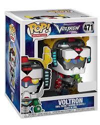 "<b>Фигурка Funko POP</b>! <b>Vinyl</b>: Voltron: 6"" Voltron 37975 - купить по ..."
