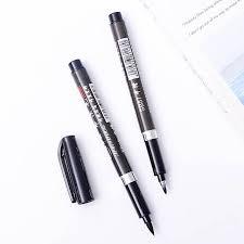 Online Shop <b>3 pcs</b>/<b>lot Multifunction</b> Brush Pen <b>Calligraphy</b> Pen ...