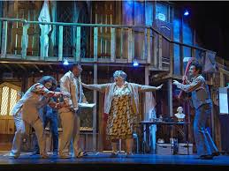 Review: Noises Off a madcap look behind the scenes of theatre ...