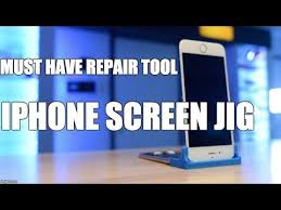 Must have <b>iPhone repair tool</b> - <b>iPhone</b> Screen JiG - YouTube